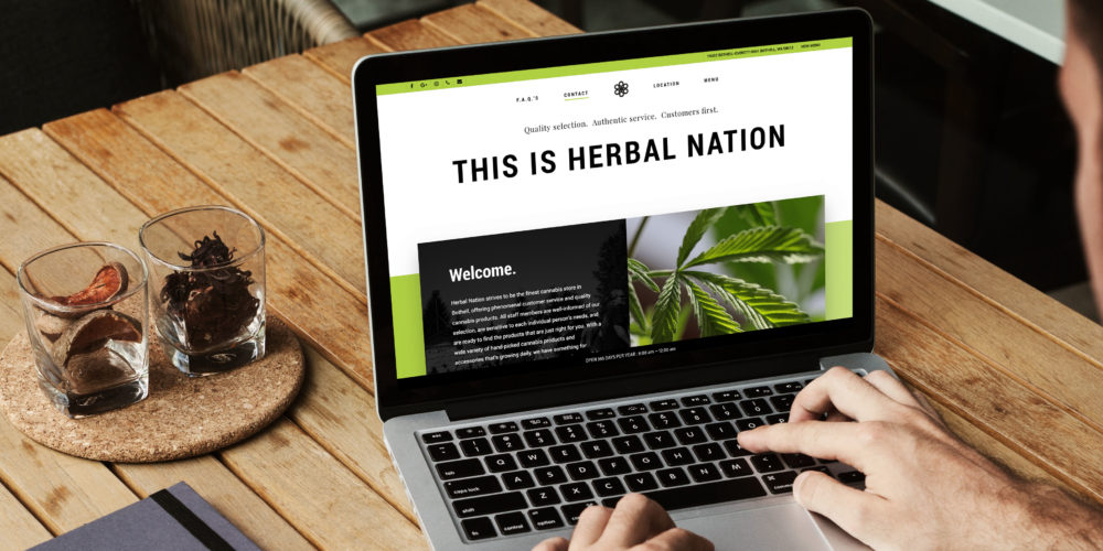 Herbal Nation Website